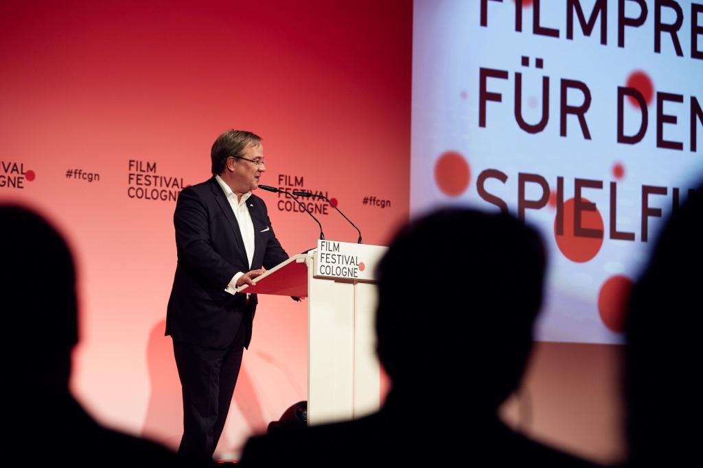 Armin Laschet Film Festival Cologne